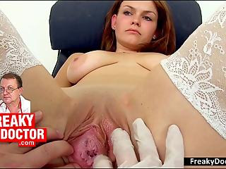 Curly-haired housewife gets her pussy drilled by young fucker
