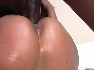 Partner's massive BBC is perfect for hot MILF with big jugs